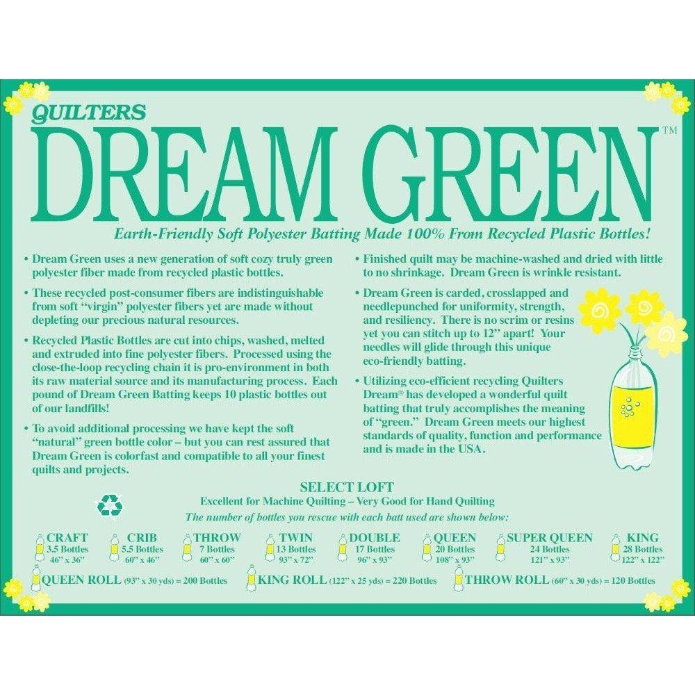 Dream Green Select Throw