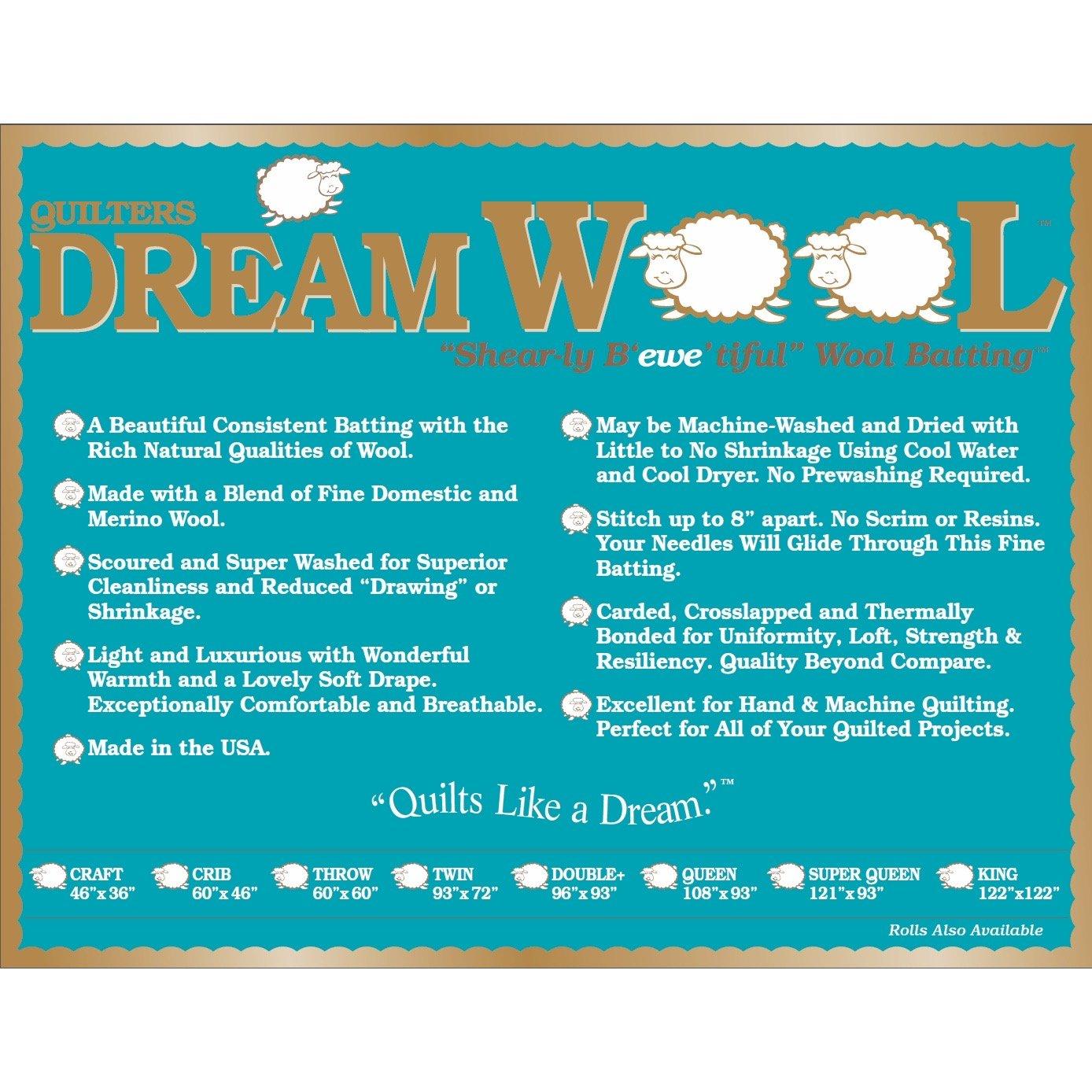 Dream Wool - Double