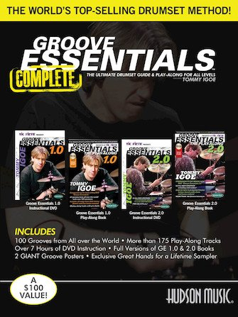 Tommy Igoe Groove Essentials Complete