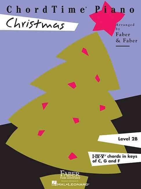 Piano Adventures ChordTime Christmas