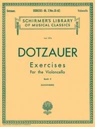 Dotzauer Cello Exercises Book 2
