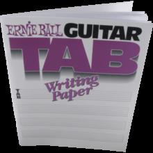 Ernie Ball Guitar Tab