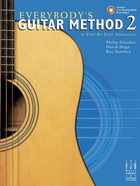 FJH Everybody's Guitar Method 2