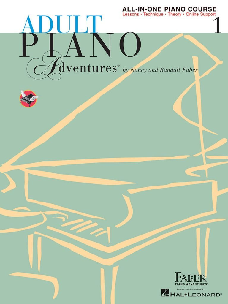 Piano Adventures Adult All-In-One 1