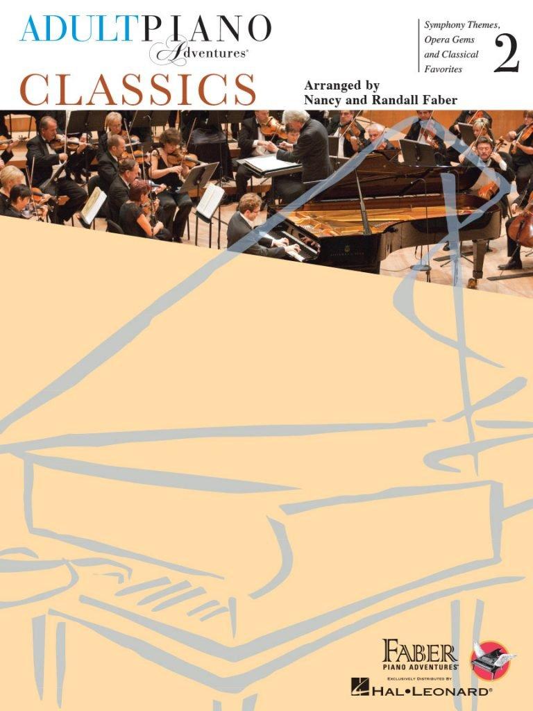 Adult Piano Adventures Classics Bk2