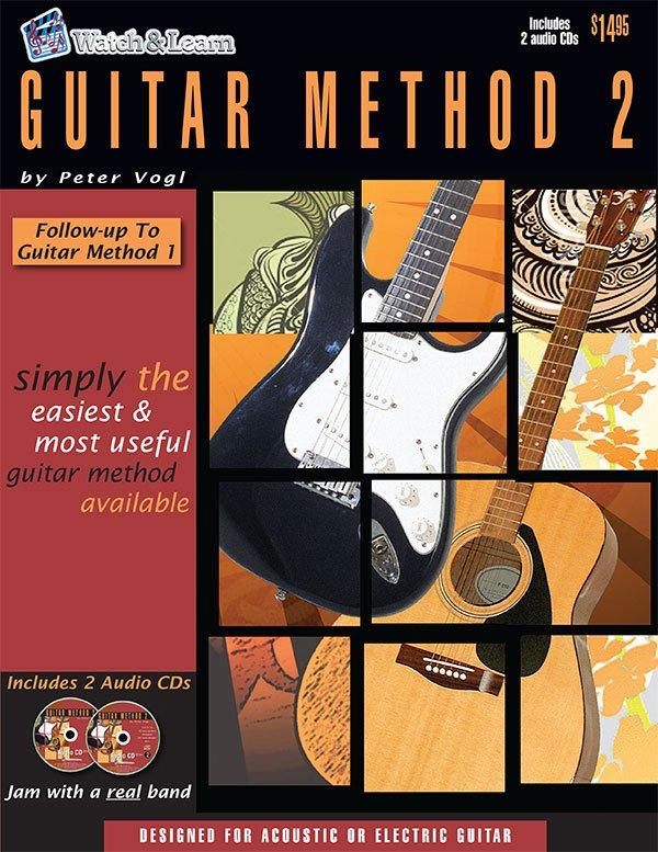 WL Guitar Method 2 w/2cds