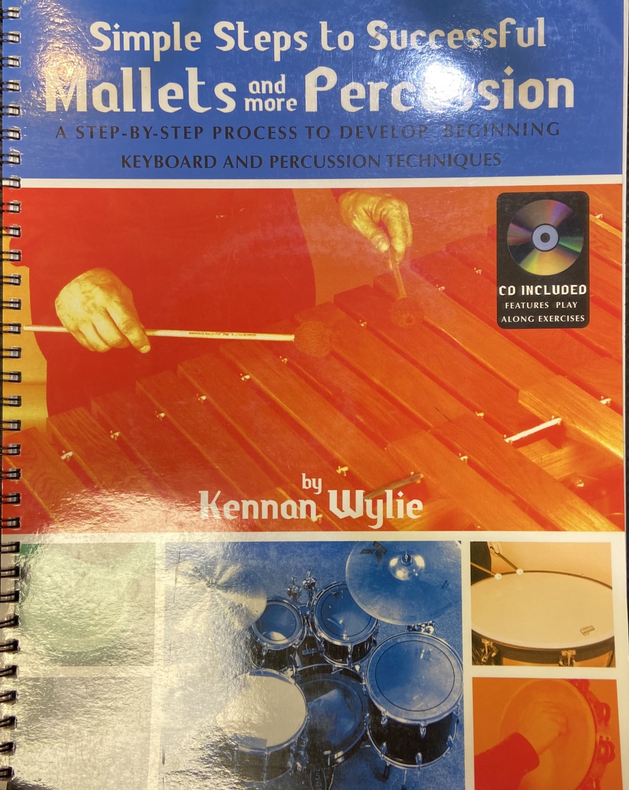 Simple Steps to Successful Mallets & Percussion