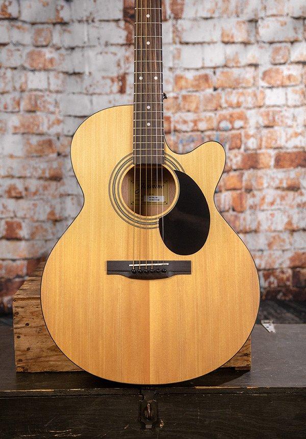 Jasmine S34C Cutaway Acoustic