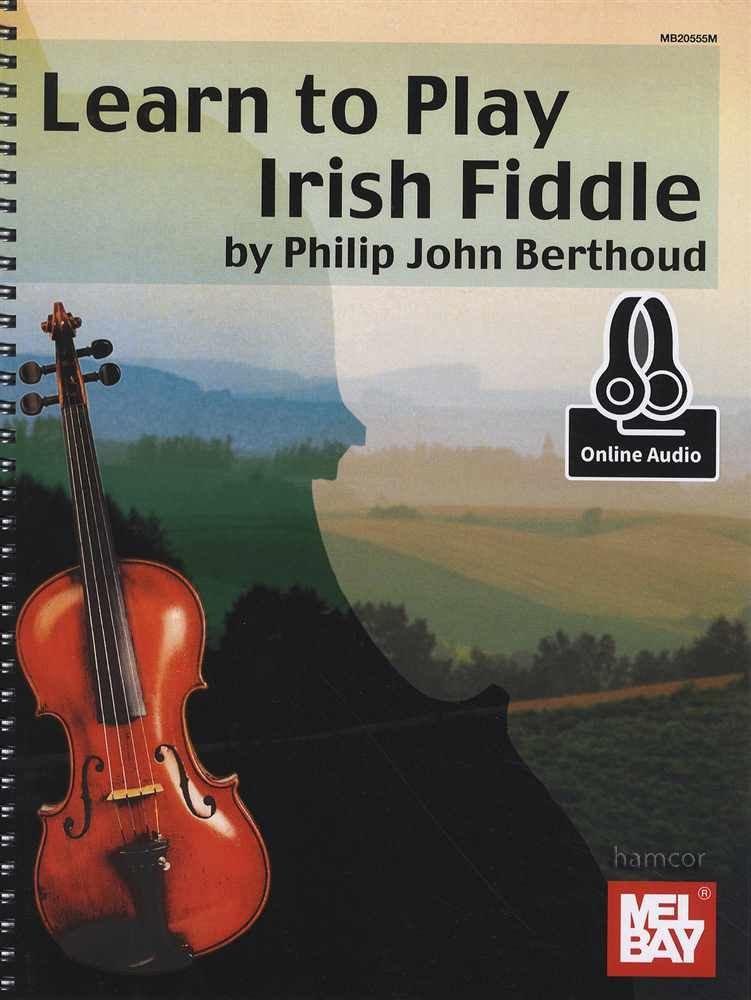 MB Learn To Play Irish Fiddle