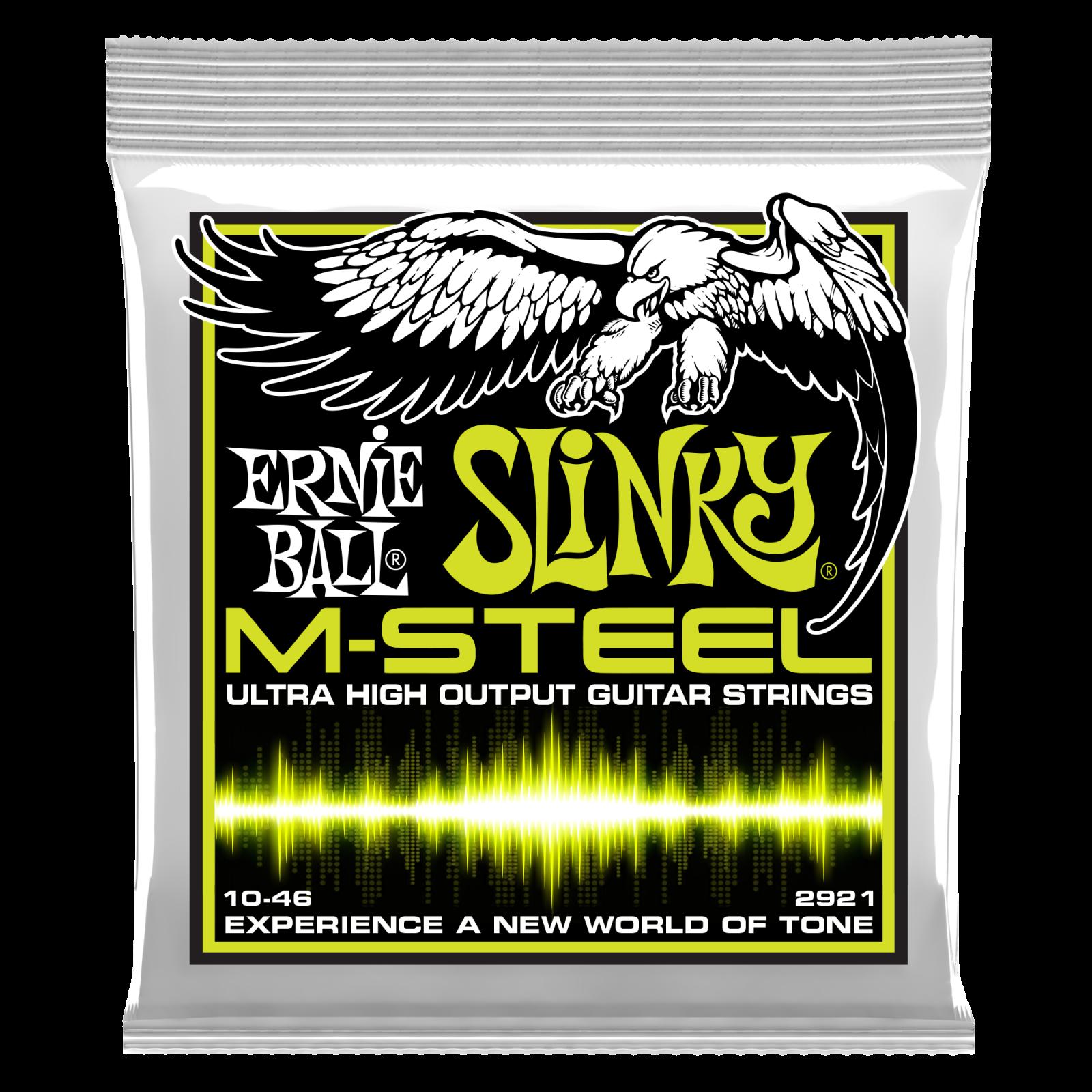 Ernie Ball M-Steel Slinky 10-46