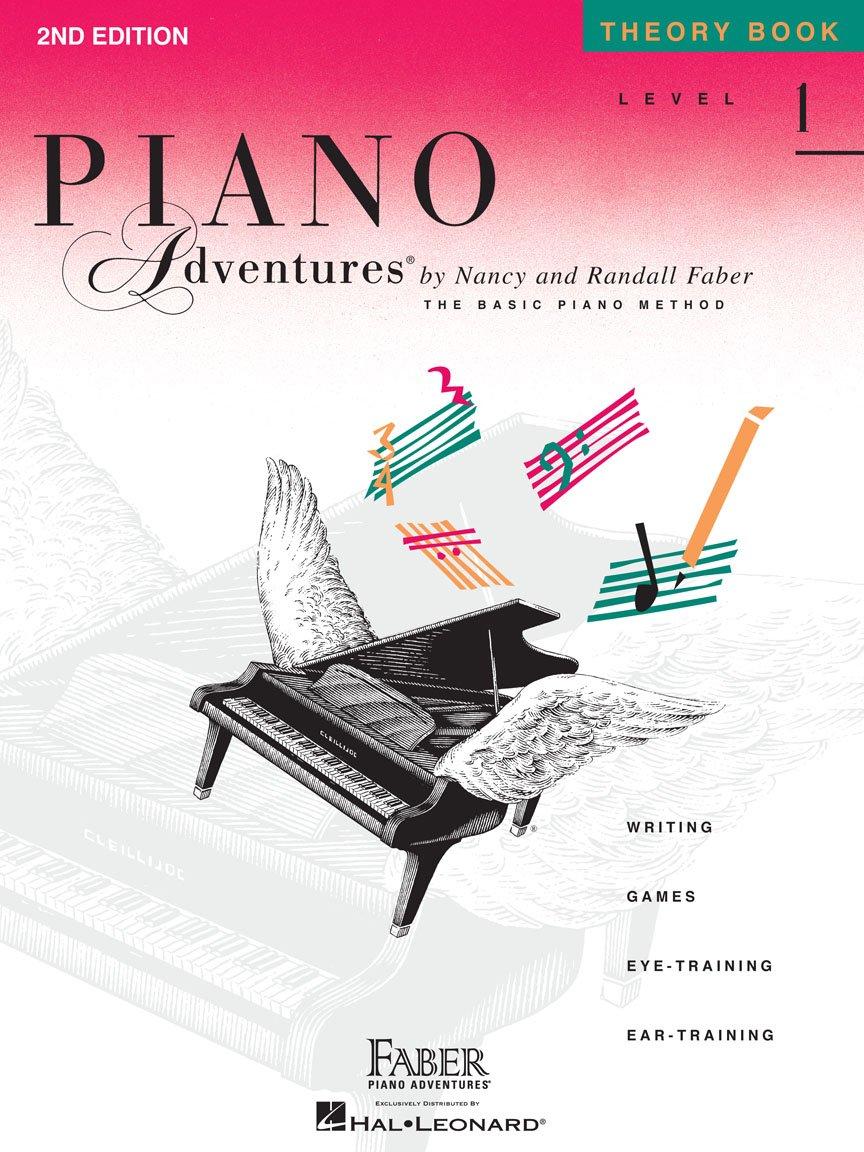 Piano Adventures Bk 1 Theory