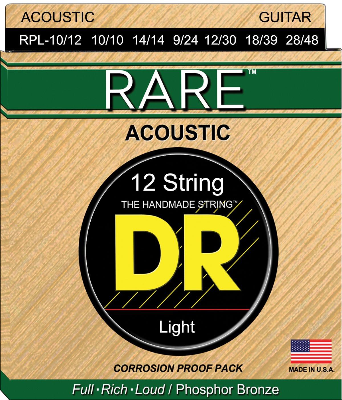 Dr Rare Phs Bz 12-Str
