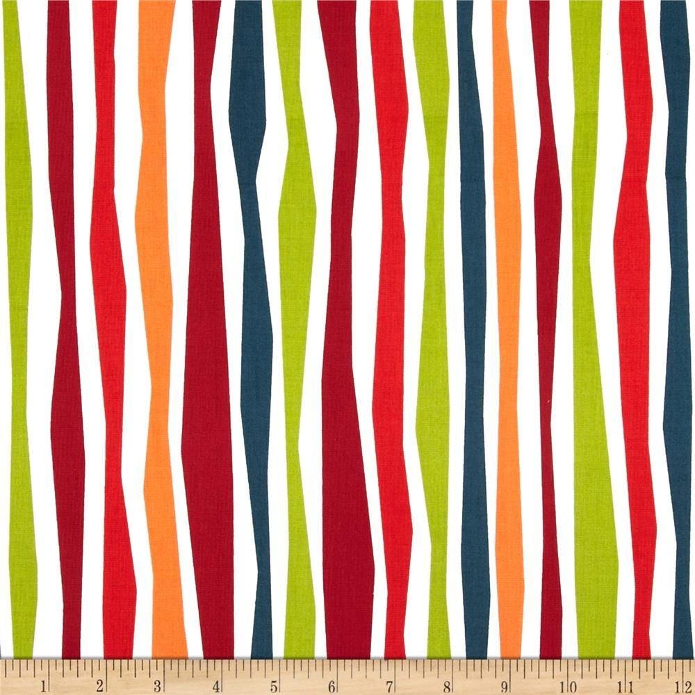 F-CB-AND-PRO-25 Andover-Promo-25-Jazz Jam - Stripes - Multicolor