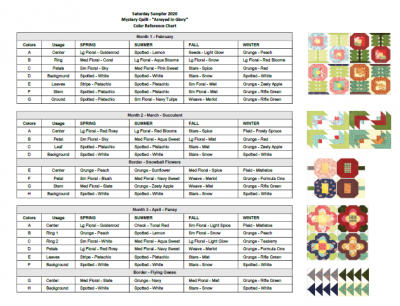 Links to PDF Fabric Reference Chart