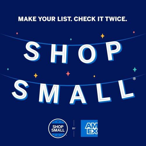 #ShopSmall
