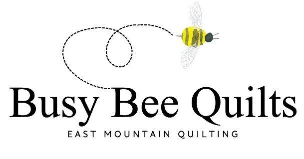 Busy Bee Vinyl Sticker