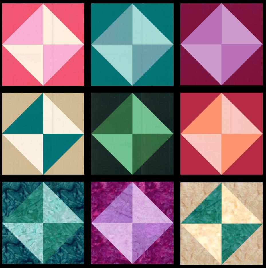 SS2021 Block 12 Color Array