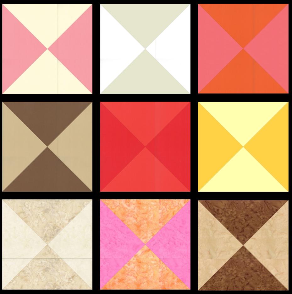 SS2021 Block 13 Color Array