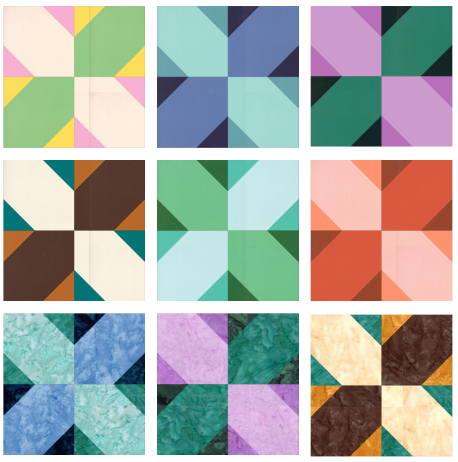 SS2021 Block 19 Color Array