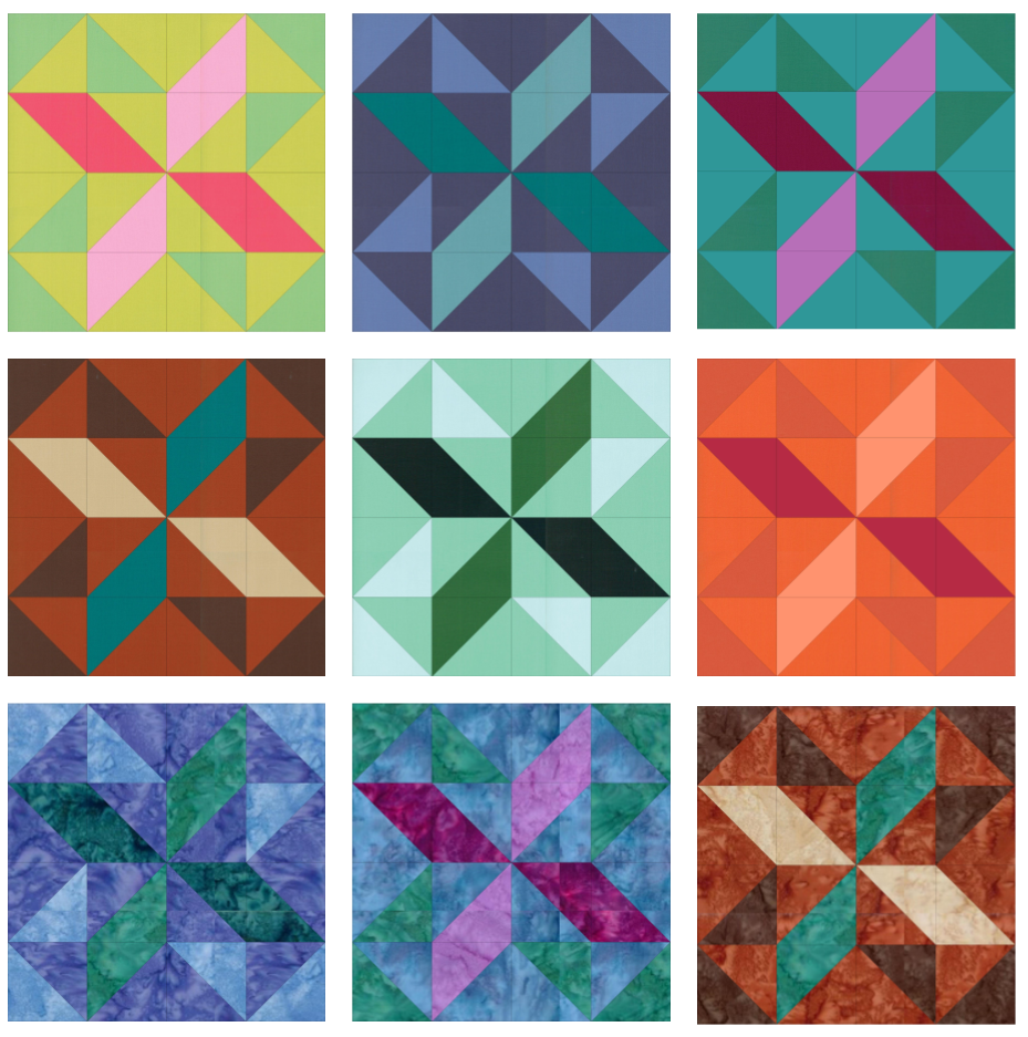 SS2021 Block 5 Color Array