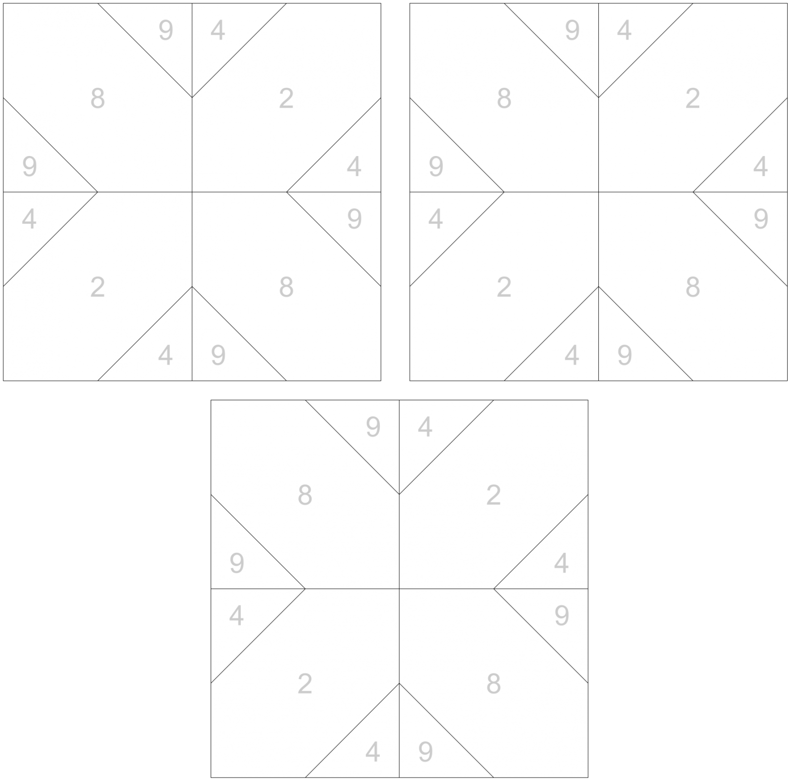 SS2021 Block 19 Color Sheet
