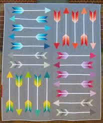KIT - Pointy by Elizabeth Hartman (Small/Throw size)