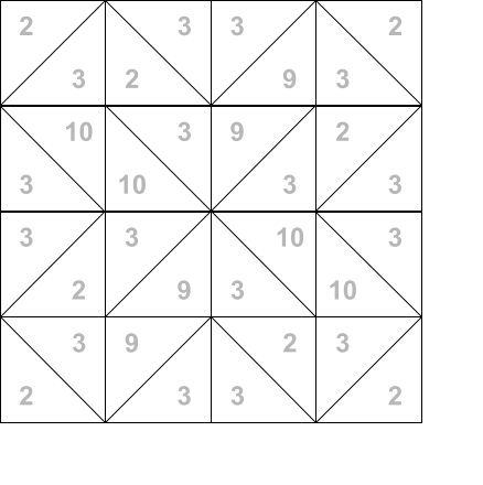 Block 5 color by number