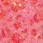 F-CB-HCA-BBK-23  Hoffman California-BBK - Bali Batik-23-Bubblegum Pink w/ Citrus