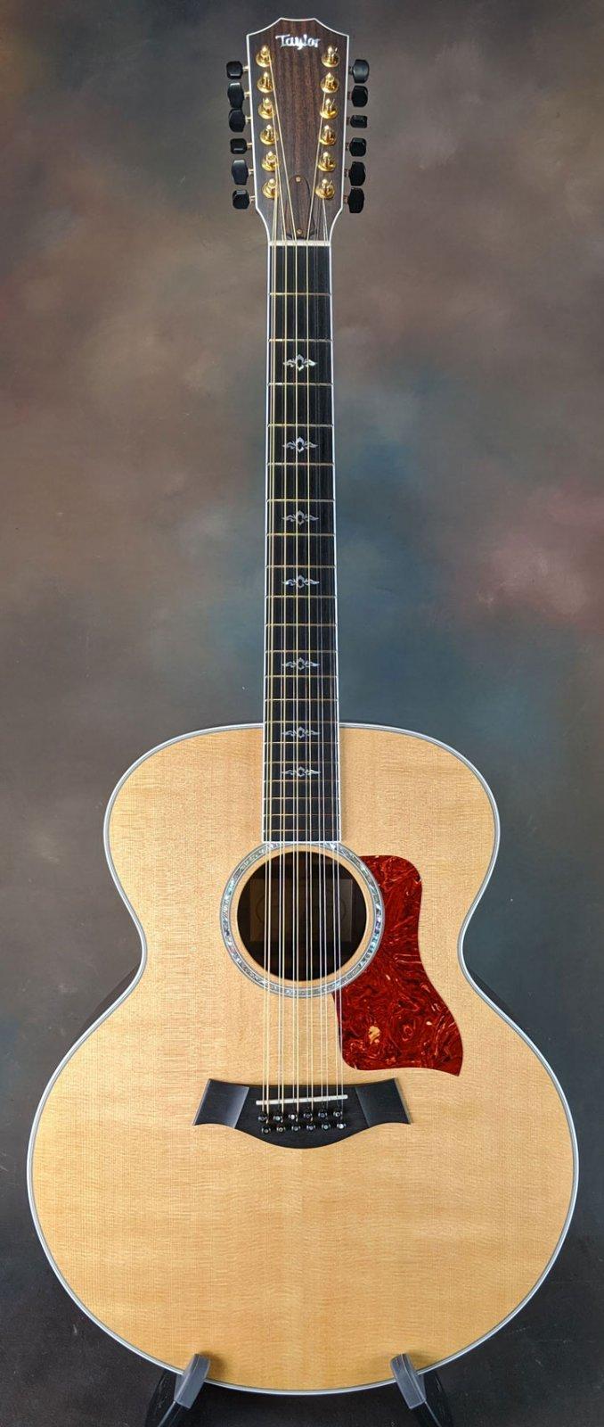 2006 Taylor 855 Jumbo 12-string