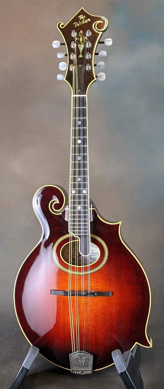 1993 Weber Vintage F140 mandolin