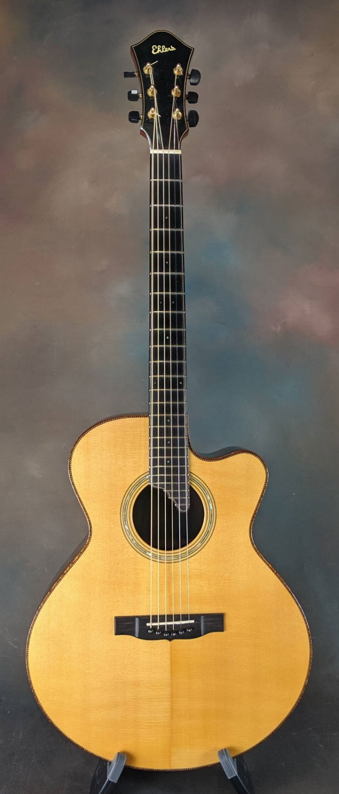 1995 Ehlers Model 16C Brazilian