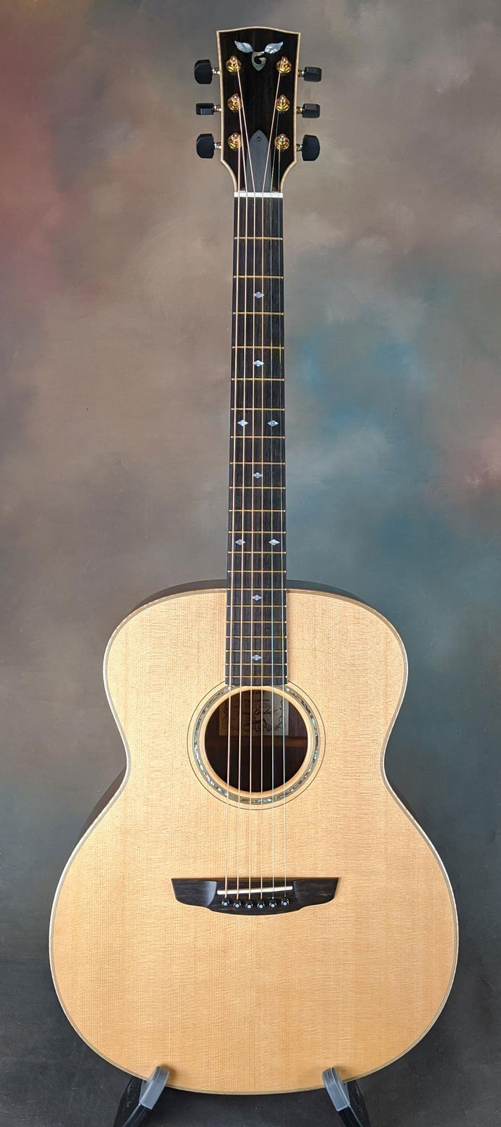 Goodall Rosewood Concert Jumbo w/ HSC