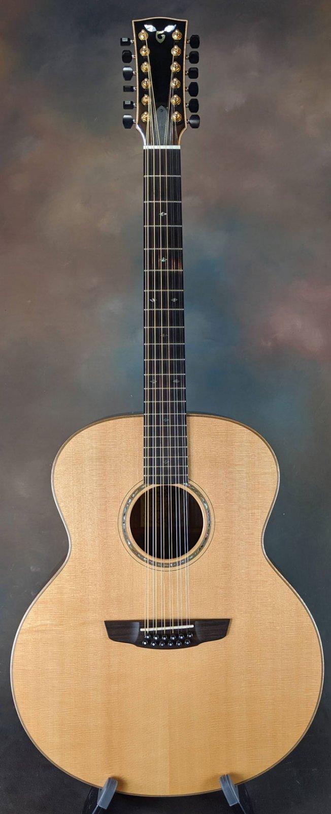 2010 Goodall Rosewood Jumbo 12 String