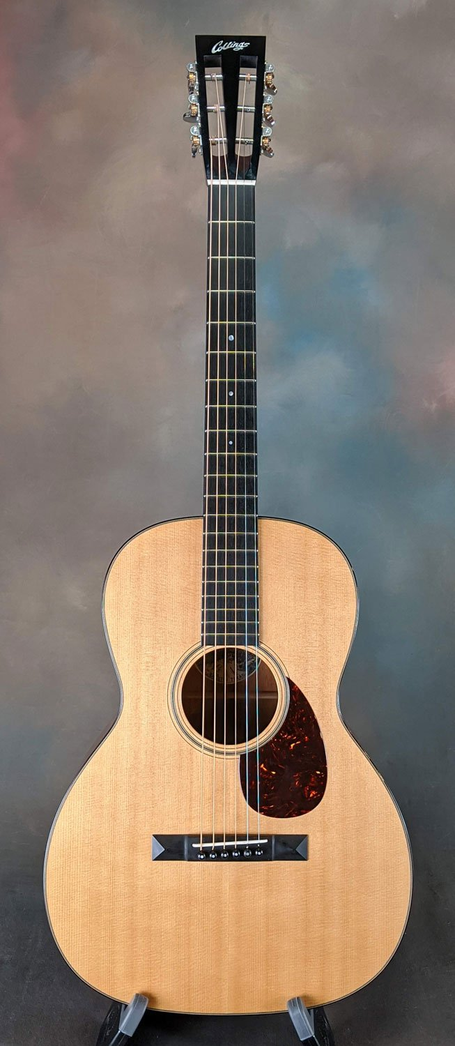 2014 Collings 001 Custom 12-fret