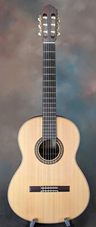 Used Larrivee LS-03 Rosewood Nylon String