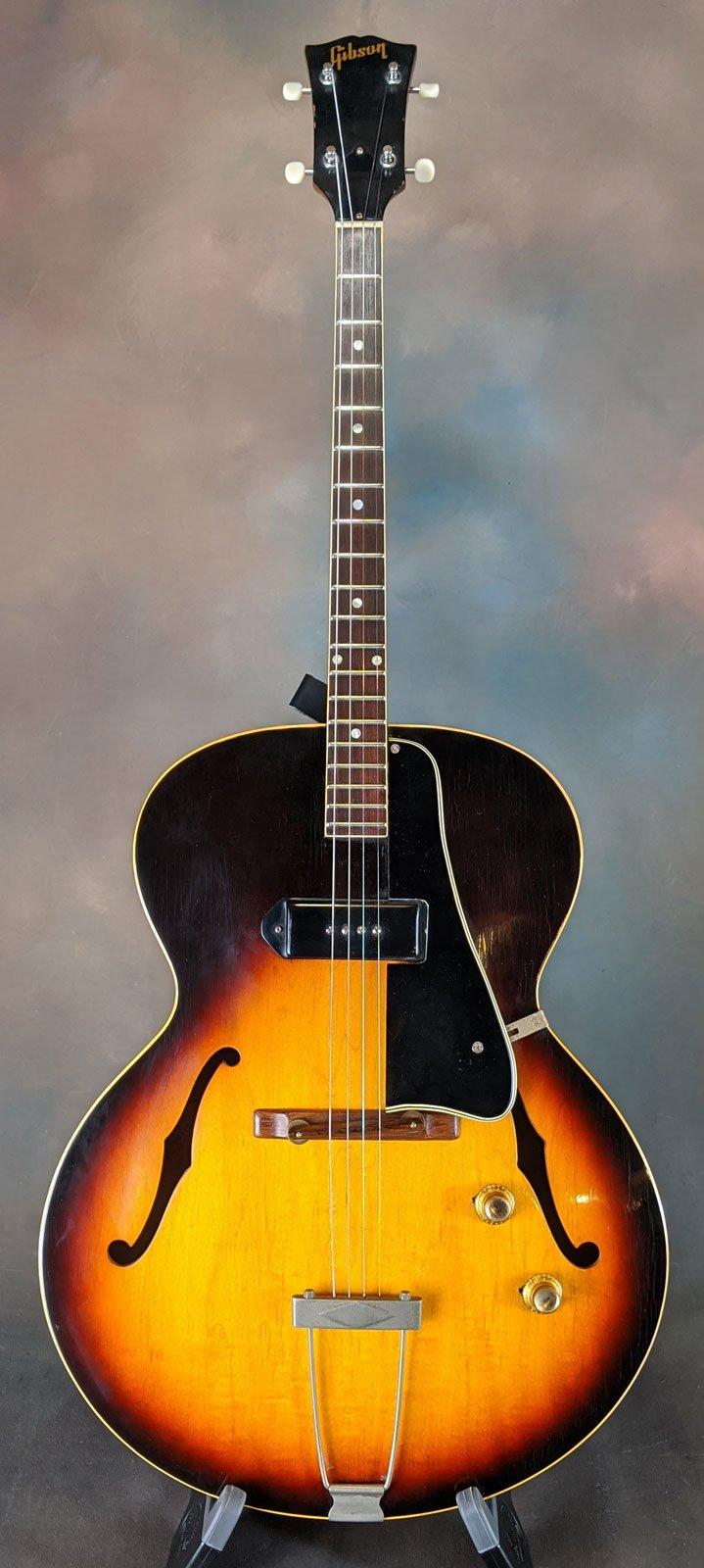 1966 Gibson ETG150 Tenor Guitar