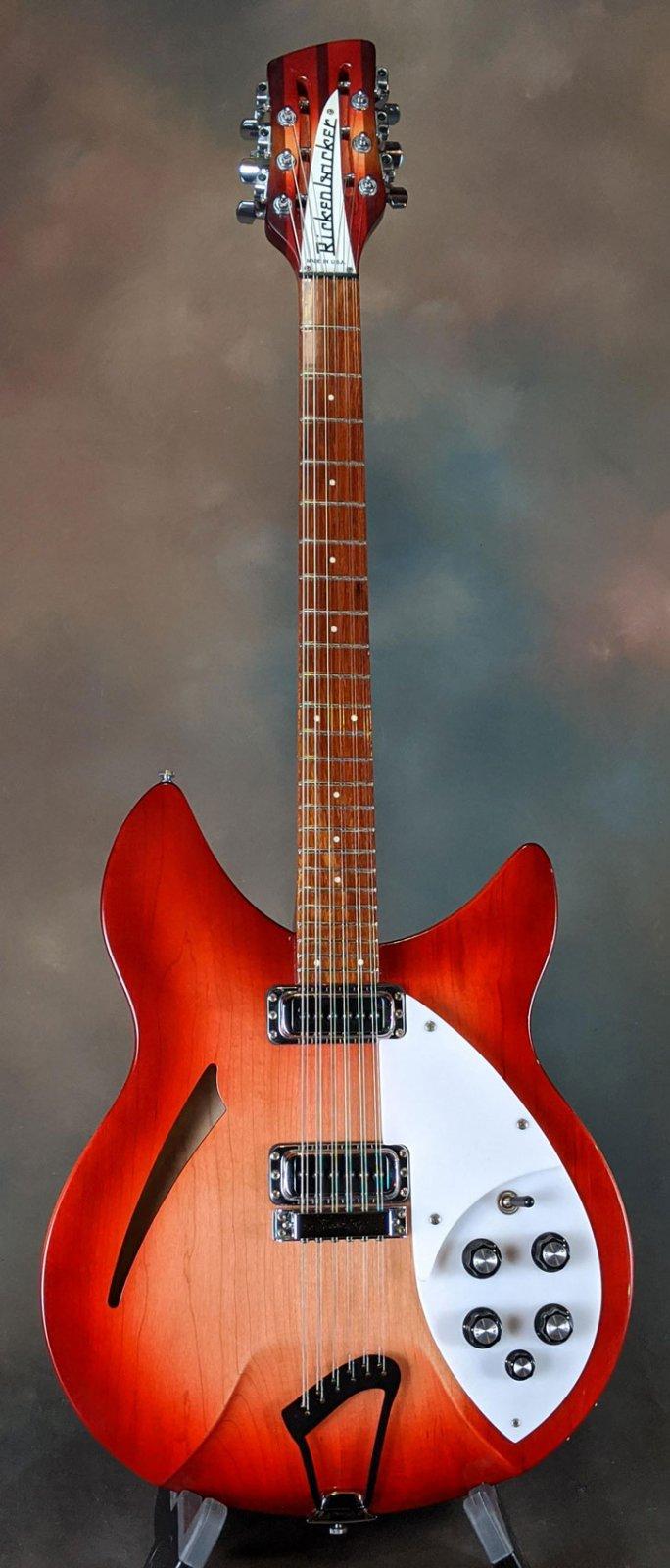 1991 Rickenbacker 330/12 12-String