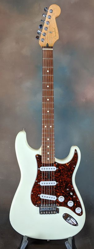 Used Fender Parts-O-Caster