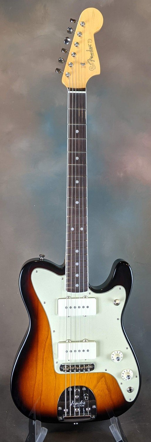 Used Fender Parallel Universe Jazz-Tele