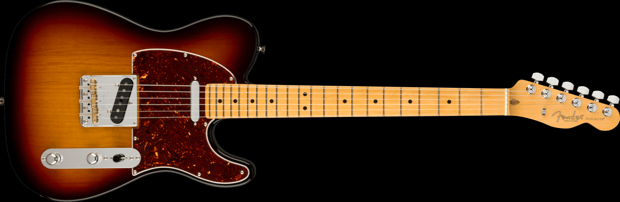 Fender American Professional II Telecaster, Maple Neck