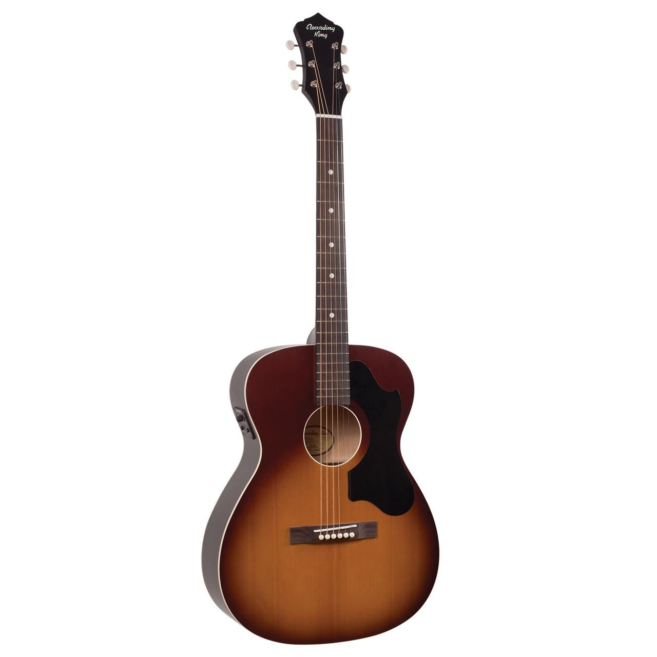 Recording King Dirty 30s Series 9 000-Size Steel String with Electronics