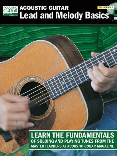 Acoustic Guitar Lead and Melody Basics