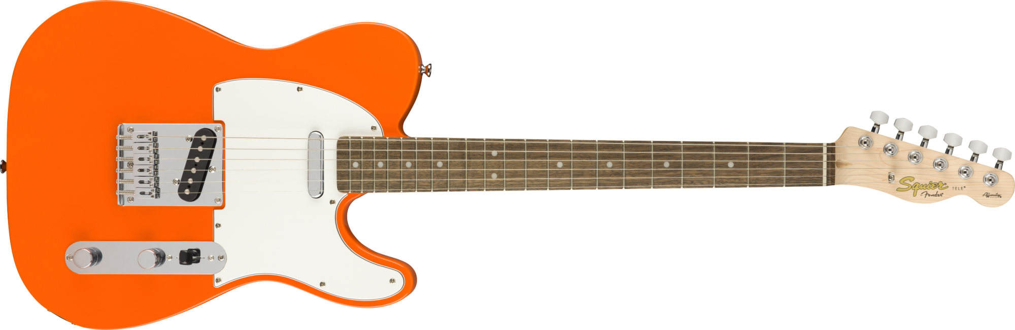 Affinity Telecaster Laurel Fingerboard - Comp Orange