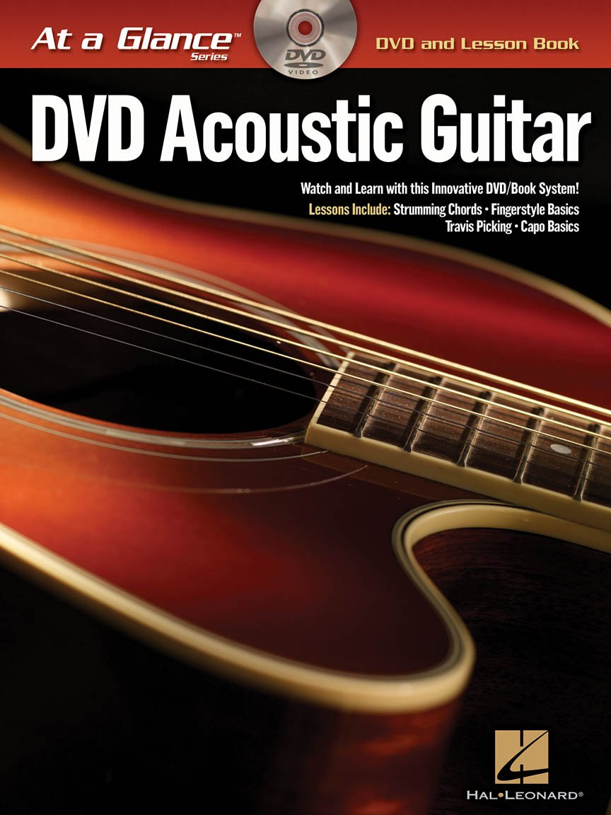 At A Glance - DVD Acoustic Guitar