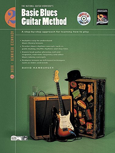 Basic Blues Guitar Method 2 -  Book Only
