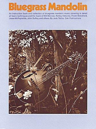 Bluegrass Mandolin (Oak Publications)