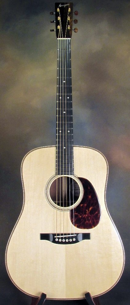 2014 Bourgeois DB SIgnature Steel String