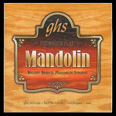 GHS PF Bright Bronze Mandolin Strings