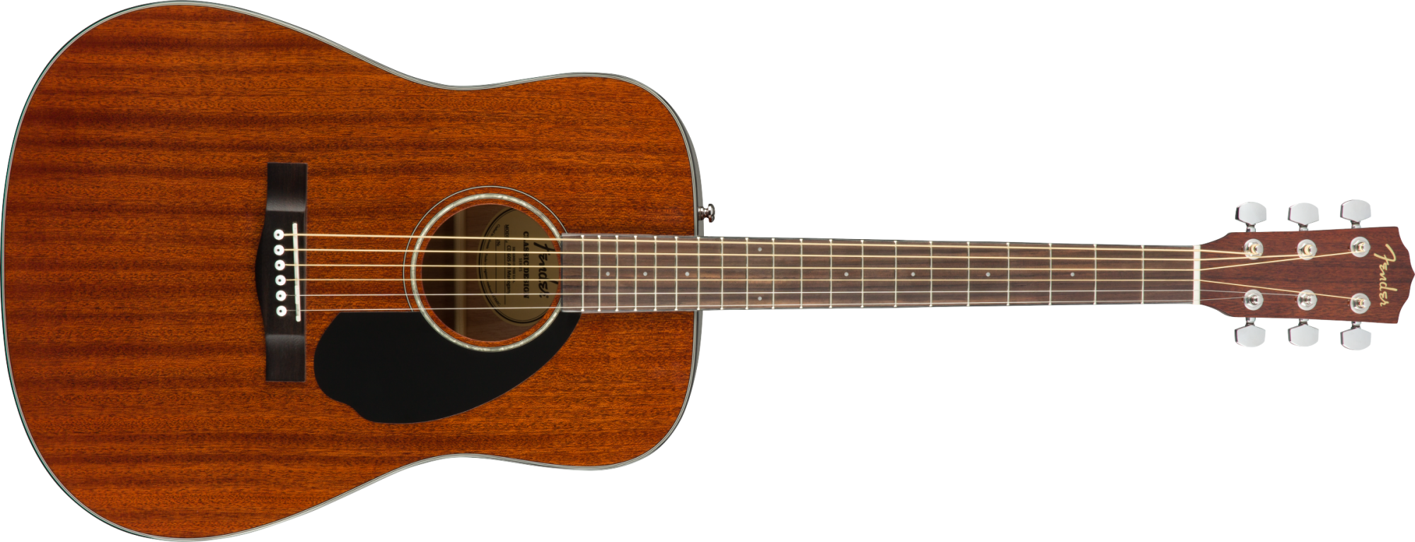 Fender CD-60S All mahogany dreadnaught
