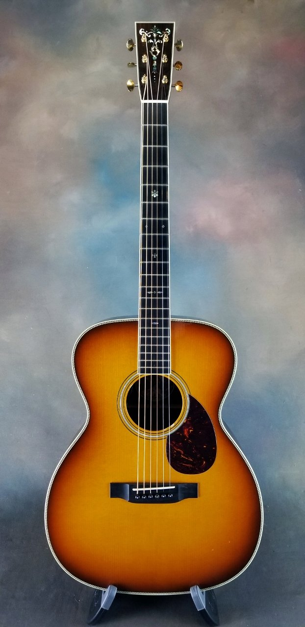 2008 Collings OM2H Custom Brazilian